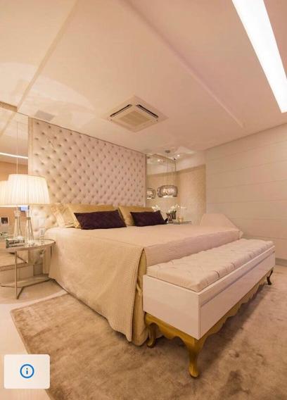 Apartamento 154m2 Completo, Novo E Decorado No Rosarinho