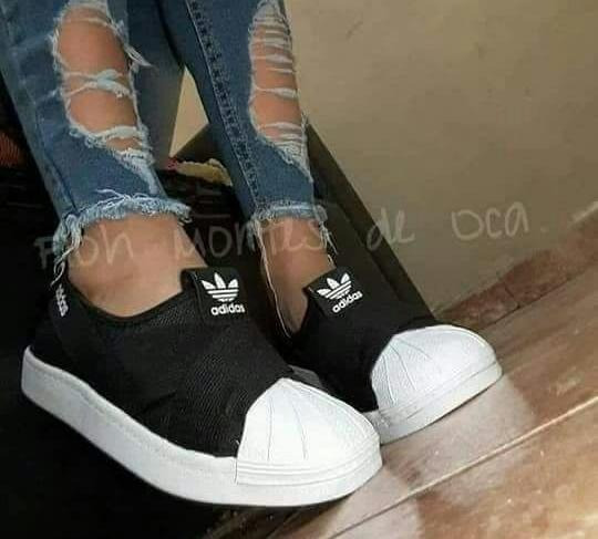 Zapatillas Con Elastico