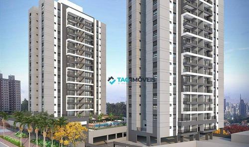 Imagem 1 de 30 de Apartamento Com 3 Dormitórios À Venda, 123 M² Por R$ 905.046,00 - Taquaral - Campinas/sp - Ap2377