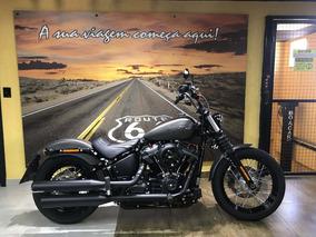 Harley Davidson Street Bob 2018 Impecavel Com 2800km