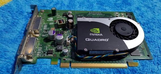 Placa De Video Pcie Nvidia Quadro Fx 570 256mb