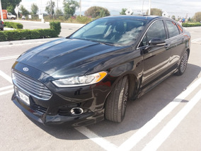 Ford Fusion 2.0 Turbo Titanium Plus L4 Qc Equipado Mt