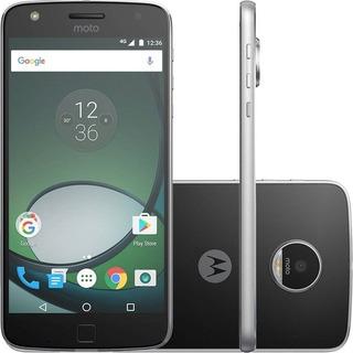 Motorola Moto Z Play Xt1635 Tela 5.5 Dual Chip Demonstração