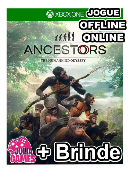 Ancestors The Humankind Odyssey Xbox One + 1 Brinde