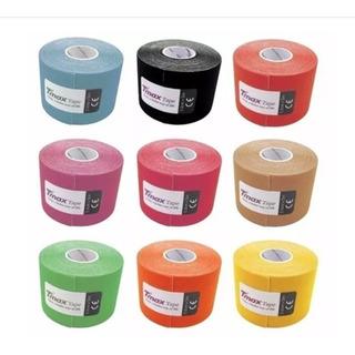 Fita Kinesio Tape Tmax Orig Bandagem Elastica 5cmx5mts