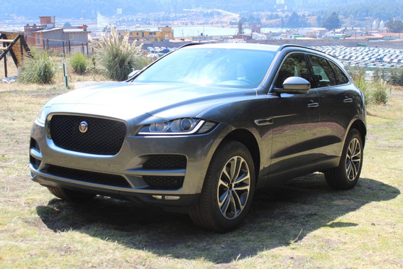 Jaguar F-pace 3.0 Prestige At