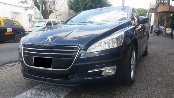 Peugeot 508 2014 Allure Tiptronic Flamante 1° Dueño El Mejor