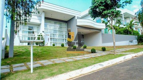 Imagem 1 de 27 de Casa Com 4 Dormitórios À Venda, 315 M² Por R$ 1.900.000,00 - Condomínio Terras De Vinhedo - Vinhedo/sp - Ca14378