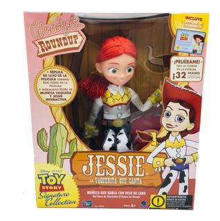 Toy Story Jessie Vaquerita Replica Con Certificado Toy Plus