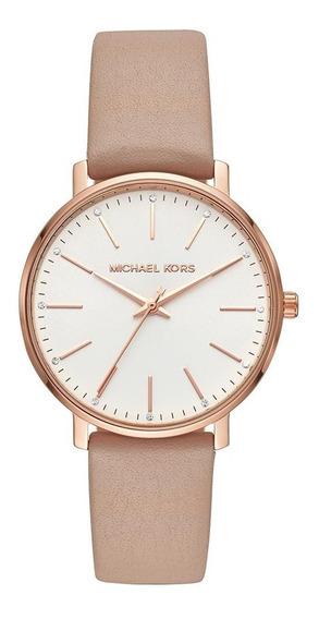 Relógio Michael Kors Piper Feminino Couro Mk2748/0ji