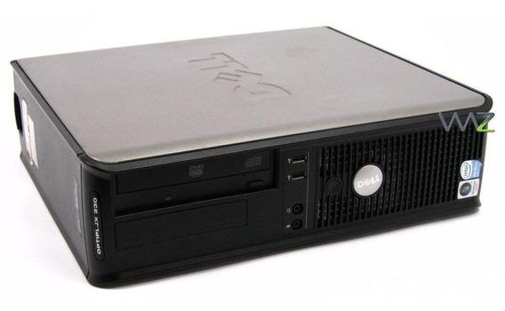 Computador Dell Barato E Rapido Com Ssd 240gb Com Garantia
