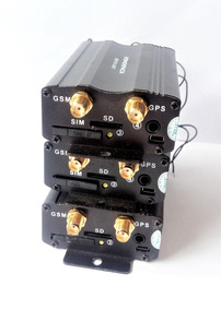 Rastreador Veicular Powerpack Gps-tk1103kit - Kit Com 3
