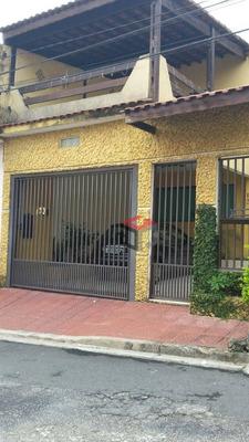 Sobrado Residencial À Venda, Vila Luzita, Santo André - So22130. - So22130