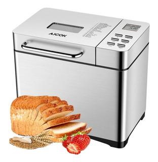 Maquina Para Hacer Pan Acero Inoxi 3 Tamaños De Pan