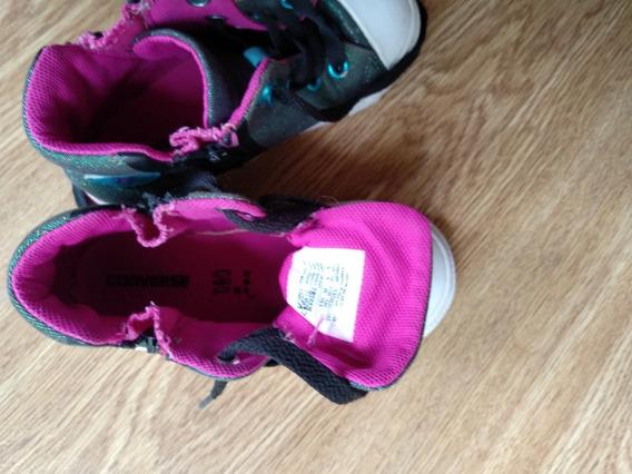 Zapatillas Converse Metalizadas Importadas