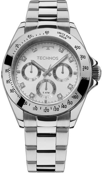 Relógio Technos Feminino Elegance Ladies 6p29aiw/3k