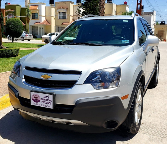 Chevrolet Captiva 2.4 Ls L4 At 2015