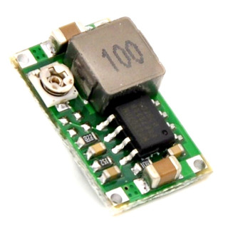 Fuente Step Down Dc Mini360 1v A 17v 1.8a Mp2307 Arduino