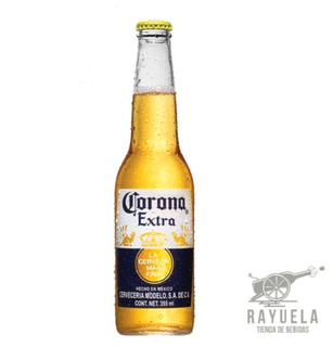 Cerveza Corona Porron 355 Ml Zona Norte