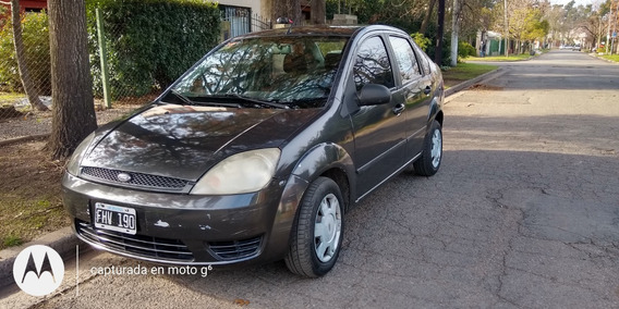Ford Fiesta 2006 Max Ambiente