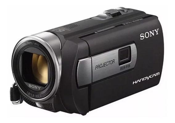 Câmera Filmadora Sony Dcr-pj5 Handycam Projetor Nf I Vitrine