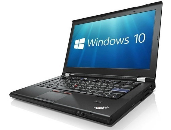 Notebook Lenovo T420 I5 4gb Ssd120gb Hd320gb