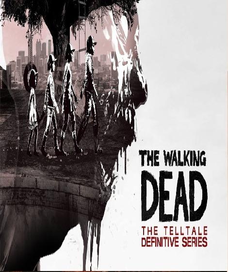 The Walking Dead: The Telltale Definitive Series Pc - Dvd