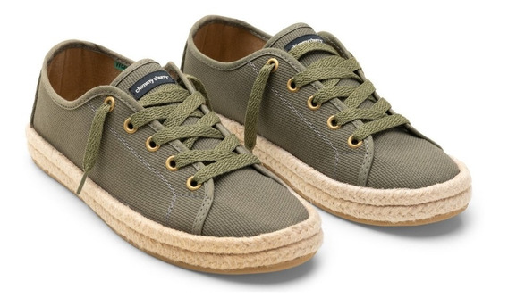 Sneaker Classic Militar Chimmy Churry