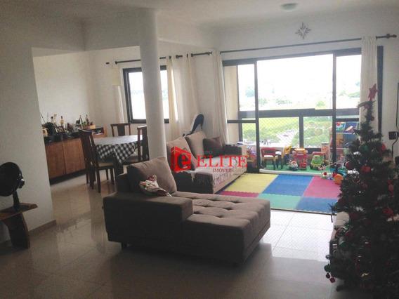 Cobertura Com 3 Dormitórios À Venda, 147 M² Por R$ 635.000 - Jardim América - São José Dos Campos/sp - Co0064