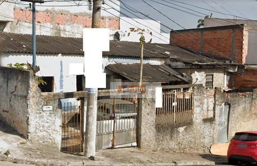 Terreno À Venda, 170 M² - Taboão - São Bernardo Do Campo/sp - Te0975
