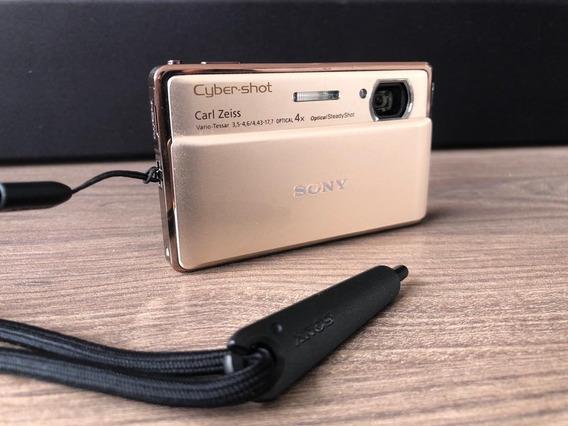 Câmera Sony Cyber-shot Dsc-tx100v Exmor 16.2 Mega Pixels