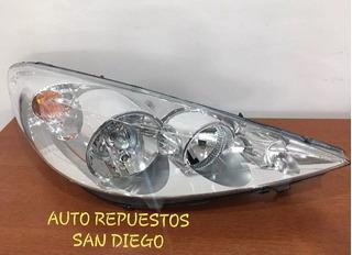 Faro Peugeot 207 Derecho