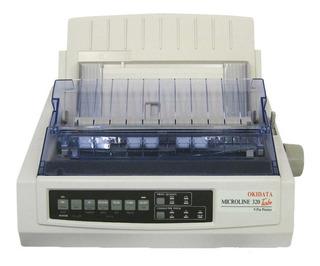 Oki Ml320t Microline Impresora De Matriz De Punto Monocromo