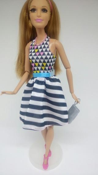 Roupa E Acessórios Para Boneca Barbie