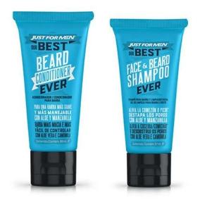 Shampo Y Acondicionador Para Barba Just For Men Our Best