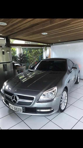 Mercedes-benz Classe Slk 2012 1.8 Turbo 2p