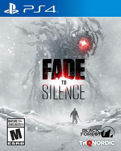 Fade To Silence - Ps4 Fisico Nuevo Y Sellado Sub Español