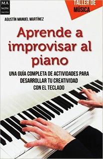 Aprende A Improvisar Al Piano Taller De Musica
