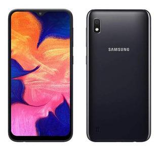 Samsung Galaxy A10 Tela 6.2 32g -2gb Reconhecimento Facial