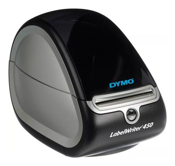 Etiquetadora Dymo Laber Writer 450 Impresora Etiquetas