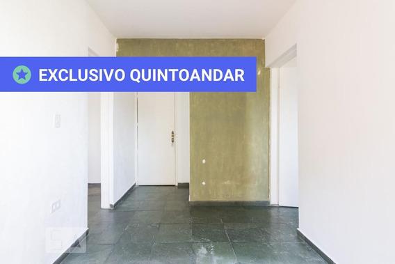 Apartamento No 3º Andar Com 1 Dormitório E 1 Garagem - Id: 892944680 - 244680