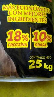 Venta De Bulto De Alimento Doncan Marca Campi. De 25kg.