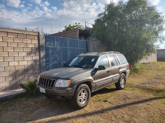 Jeep Grand Cherokee 2000 Limited V8 Quadra Drive 4x4 At