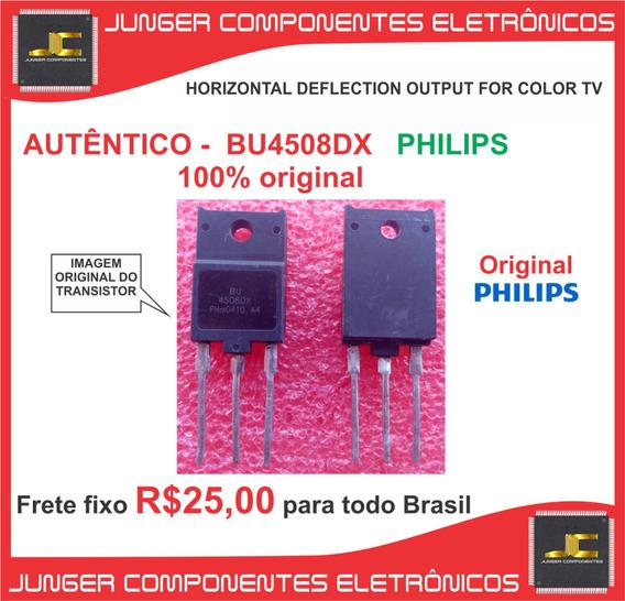 Transistor Bu4508dx -bu4508dx - Original - Philips
