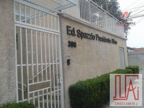 Apartamento Com 3 Dormitórios À Venda, 110 M² Por R$ 800.000,00 - Presidente Altino - Osasco/sp - Ap0042