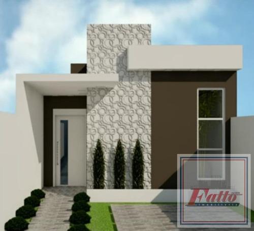 Casa Para Venda Em Itatiba, Jardim Ipe, 2 Dormitórios, 1 Suíte, 1 Banheiro, 2 Vagas - Ca0061_2-1151399