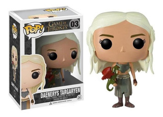 Funko Pop 3012 Game Thrones Daenerys Targaryen #03 Original