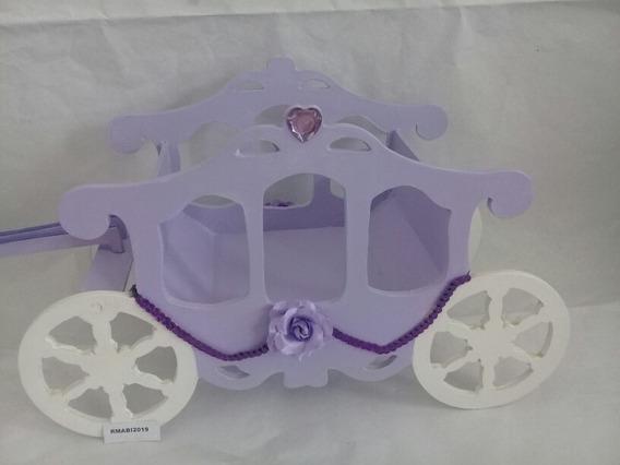 Fibrofacil Candy Carreta Grande Violeta