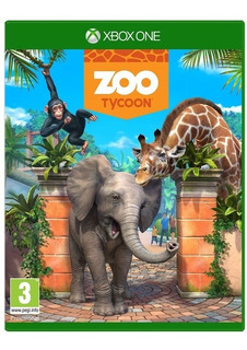 Zoo Tycoon Xbox One Fisico Sellado