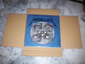 30 Embalagem, Caixa De Papelão Para Discos, Vinil, Até 7 Lps
